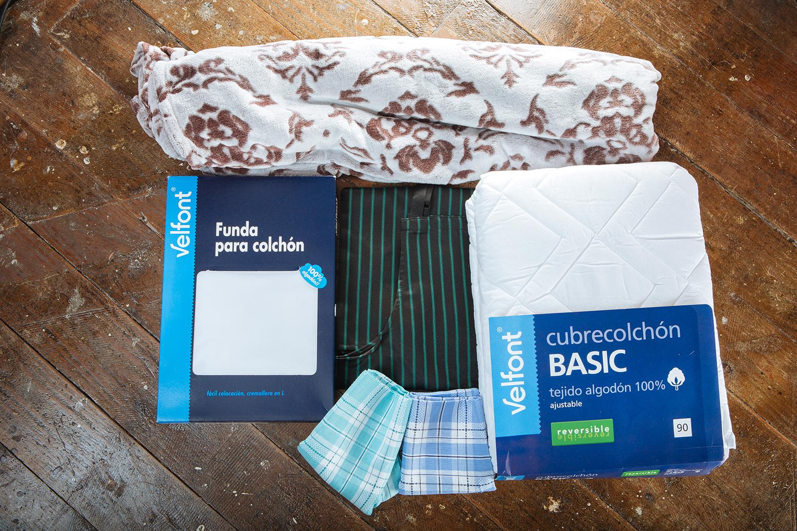 Todo para el hogar tejidos jimenez for Todo para el hogar