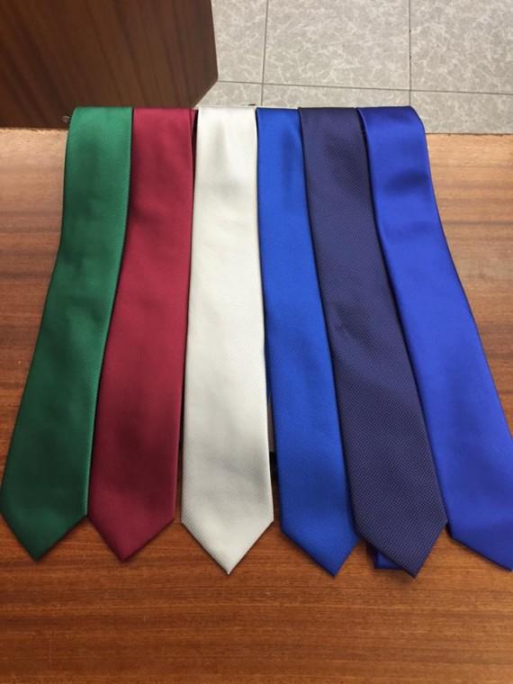 Corbatas, nueva colección